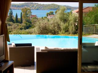 Villa Natalie Porto Heli. Private pool & sea views