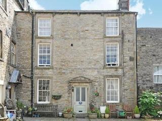 Fern House, Grassington, period comfort with adjacent private car parking space.