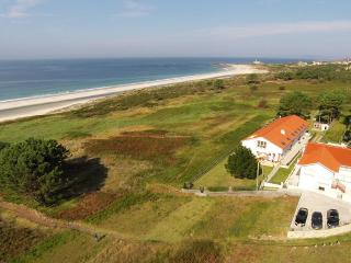 Alquiler apartamentos de vacaciones cerca playa, Carnota
