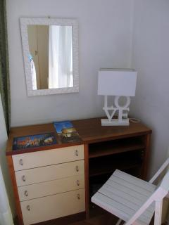 Beauty corner for ladies :)