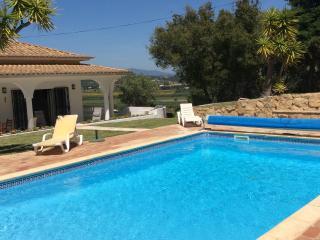 Villa near Lagos with swimming pool