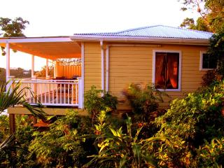 Romantic Cottage Open X-mas 12/21-28,  Hot Tub, King Bed, A/C.WiFi, cable TV,