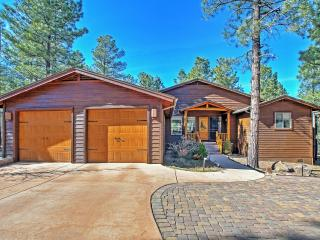 Custom 3BR Show Low Cabin at Torreon Golf Club