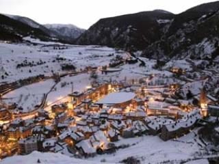 Apartamento a 100 m pista de esqui de Grandvalira