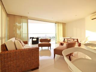 Luxurious modern apartment with breathtaking views, Cartagena