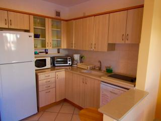 Kitchen in apartment in Herzliya