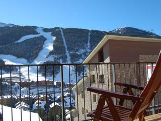 Apartment in El Tarter, Andorra.