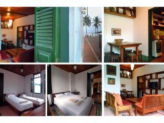 Casarao Azul - Apartamento Samba