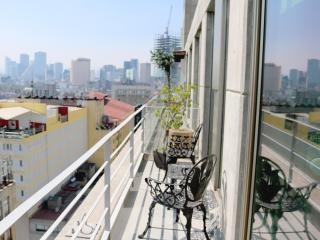 Historic Center/Reforma Balcony AC Airport Service, Mexico