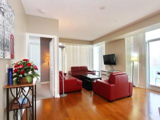 Furnished 1 Bedroom Condo ( Opp Square One mall ), Mississauga