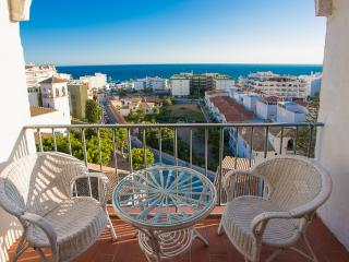 Beach view apartment, La Herradura