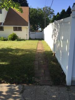 THIS IS YOUR PATHWAY TO YOUR PRIVATE ENTRANCE