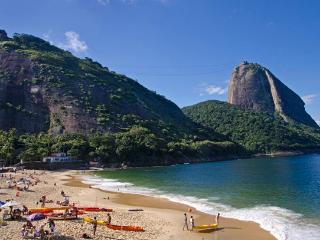 RIO DE JANEIRO URCA 3BR NEAR SUGAR LOAF AND BEACH