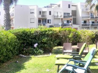 Sunny apartment with shared pool, Saint-Cyprien