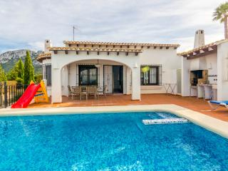 Villa Panoramic, Denia, wifi, aircon, pool, beach