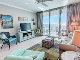 Palazzo 806-2BR+Bunks- Gulf Front- HUGE Balcony with amazing views! Fun Pass