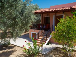 Villa Estia in an authentic Cretan nature field! Natural Simplicity...