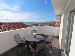 Brand new studio -sea view terrace!