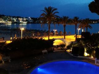 Apartamento primera linea de la playa, Santa Ponsa