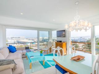 Apartamento para 2-7 personas a 300 m de la playa, 4 dormitorios.
