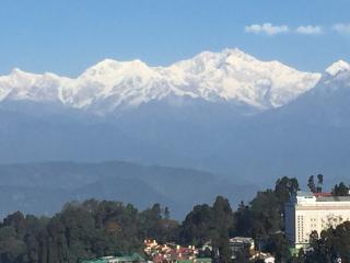 Kanchenjunga  view cozy home  in  Darjeeling