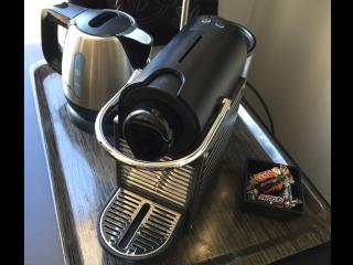 Nespresso & Tea