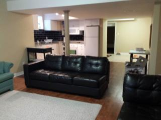 Fully Furnished One Bedroom Basement Apartment, Milton