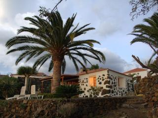 Casa Tanausu - Kanarisches Landhaus mit Meerblick