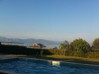 Villa with a pool at Skorponeria, Politika