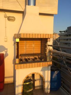 BBQ rooftop 7th floor