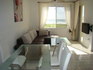 Sea view 2 bedroom apartment Molos