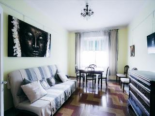 Bright 1bdr apt in Rome