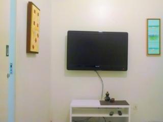 Sala quarto Wi Fi A/C, 200m da praia Cod313, Rio de Janeiro
