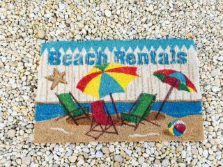 Seaside Park  NJ 2 BR Quiet and Relazing-Private Beach