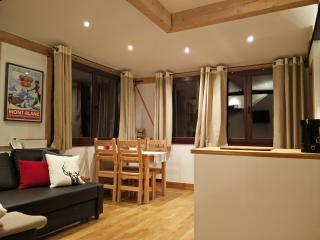 A cosy nest in Chamonix Town Centre (apartment)
