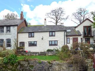 ISFRYN, character, semi-detached cottage, woodburning stove, pet-friendly