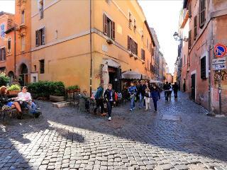 Studio in the heart of Trastevere