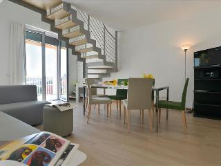 Spacious 4bdr duplex apt w/terrace, Milán