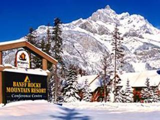 1BR Banff Rocky Mountain Resort