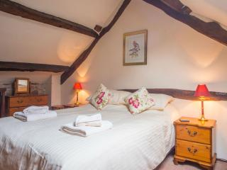 Upstairs double bedroom with ensuite