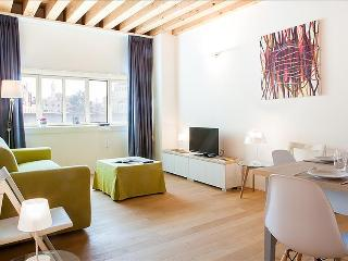 Modern and bright 1bdr apt, Venezia