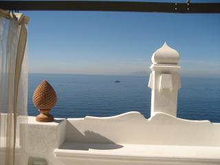 Recently renovated 3 BR villa, sea view and access, Massa Lubrense