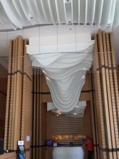 Reception / lobby area