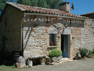 Vakantiehuis 4 personen, Saint-Antonin Noble Val