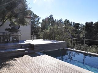 Piscine, calme et nature à 10mn de Montpellier