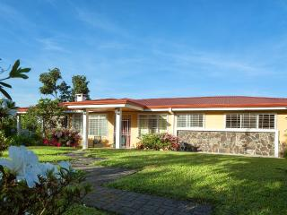 House near Poas Volcano