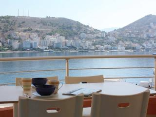 Sea view apartment in Saranda, Sarandë