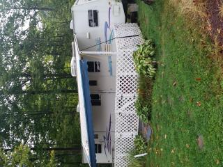 Mobile Home Rental With or Without Pontoon rental