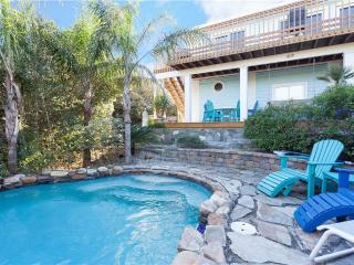 Summer Wind, 4 bedrooms, Ocean View, Private Heated Pool Sleeps 8, Crescent Beach