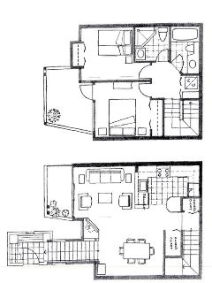 Sunpath 27 Floorplan makes extended stays comfortable & makes you feel at home